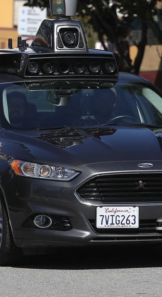 No More Self-Driving Uber Cars in Arizona