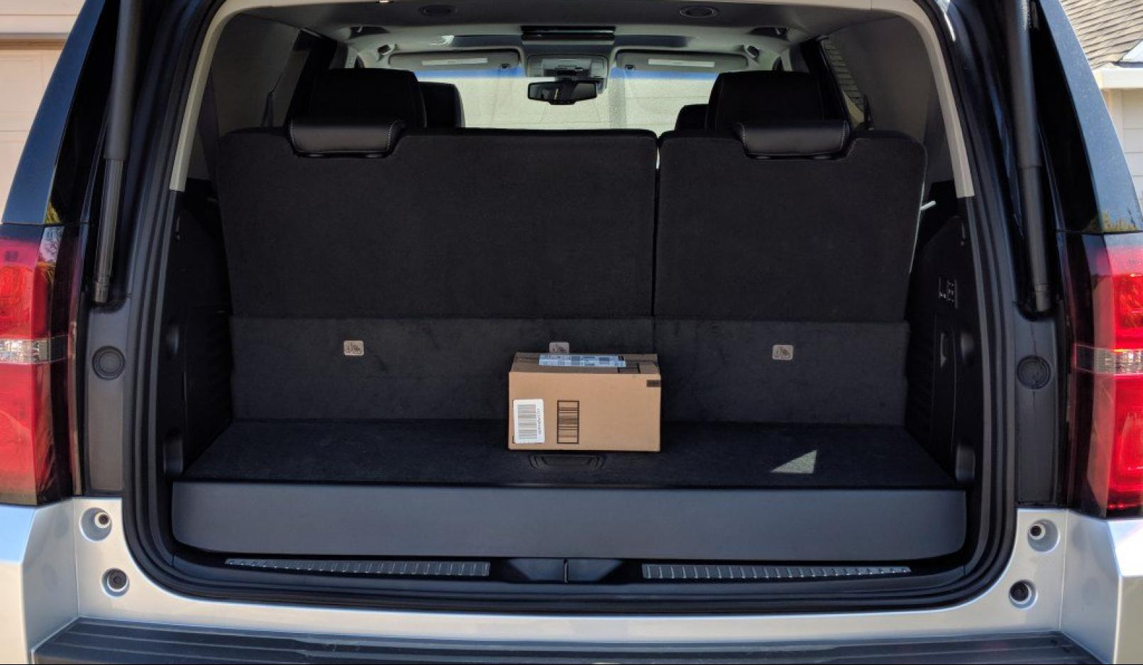 amazon is now delivering goods to car trunks cursor