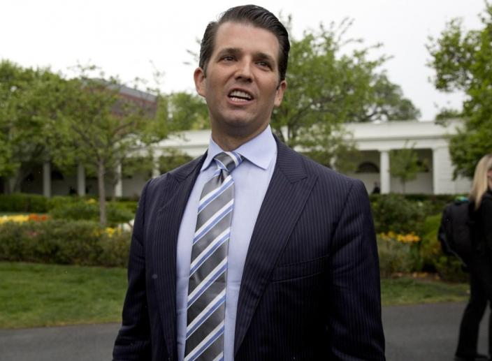 Donald Trump Jr.'s Emails Detail Russia's Support