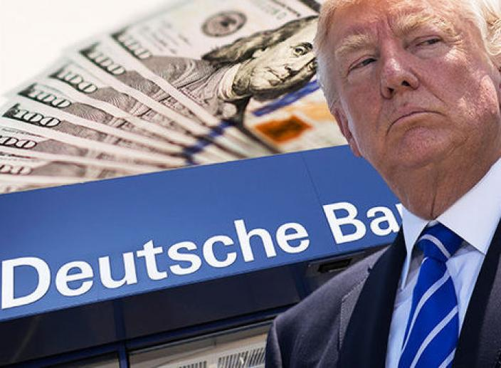 President Trump's History with Deutsche Bank