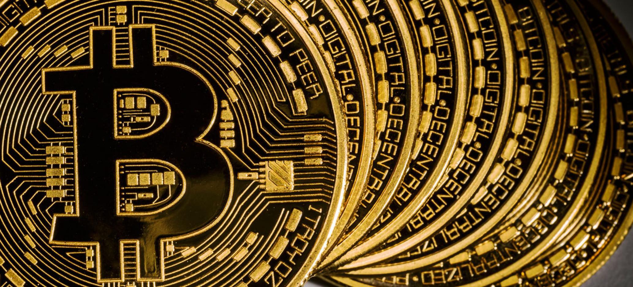 Bitcoin Is Climbing Again