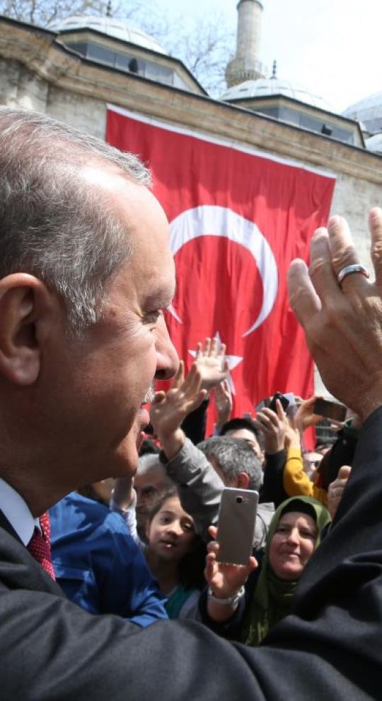 A Question of Legitimacy Concerning President Erdogan's Victory