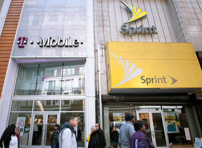 T-Mobile and Sprint Closer to a Merger