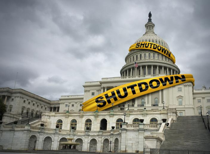 What's The Daily Cost of Unpaid Federal Wages During Government Shutdown