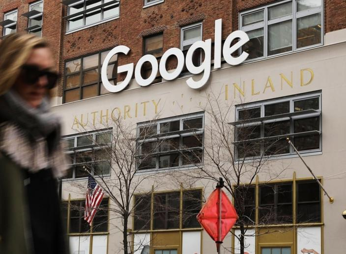 Google Will Spend $1 Billion for Its New Campus in New York