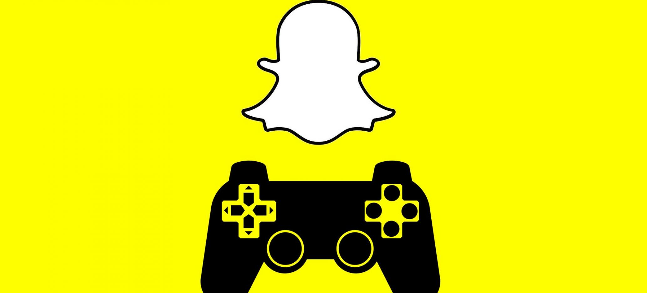 Snapchat Could Launch a Gaming Service Soon