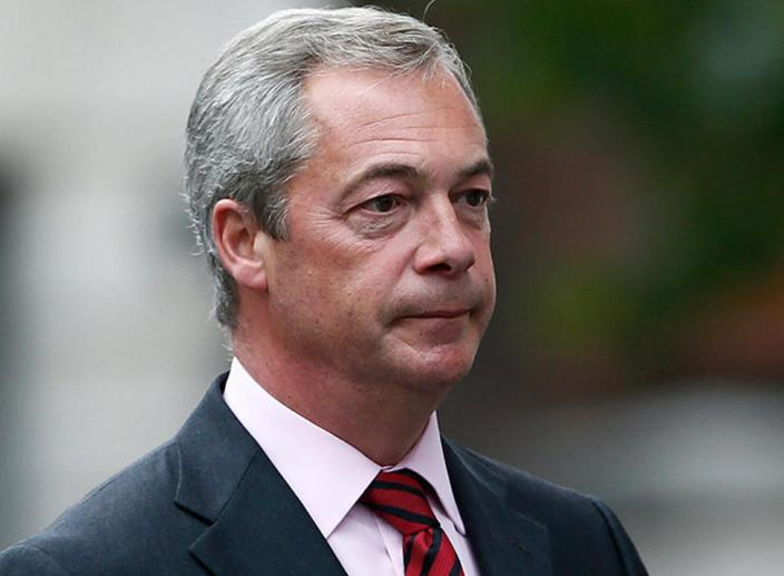 Nigel Farage - FBI's Newest Person of Interest