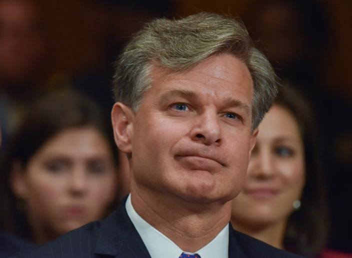 FBI Director Says That Chinese Society is a Threat to Americans
