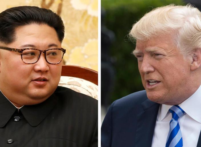 Trump Downplays North Korea's Threat to Cancel Planned Summit