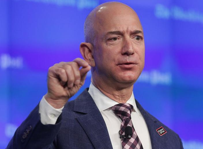 Amazon Workers Ask Jeff Bezos to Stop Facial Recognition Contracts with Police