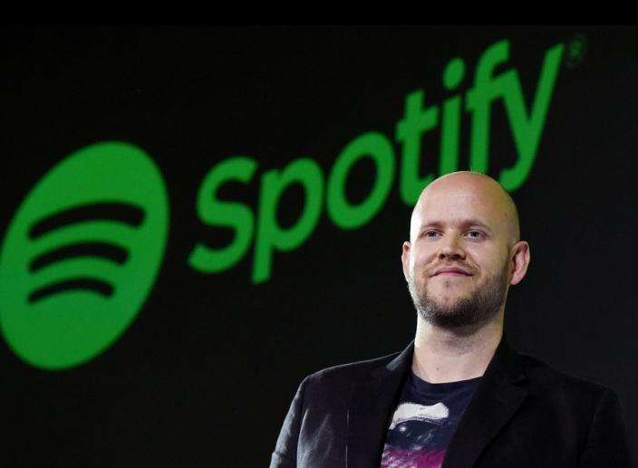 Spotify Signs Another Deal