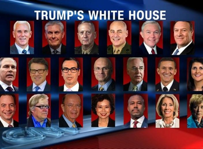 President Trump's $4.3 Billion Cabinet