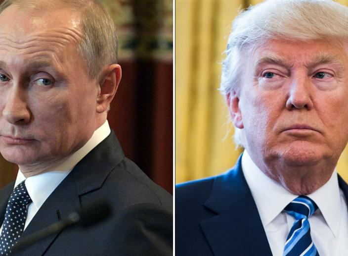 Russia is Backing a Bad Man