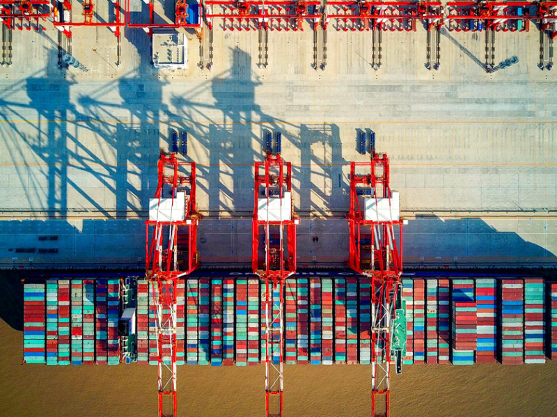 The Pandemic is Affecting Global Supply Lines and the Costs of Shipping