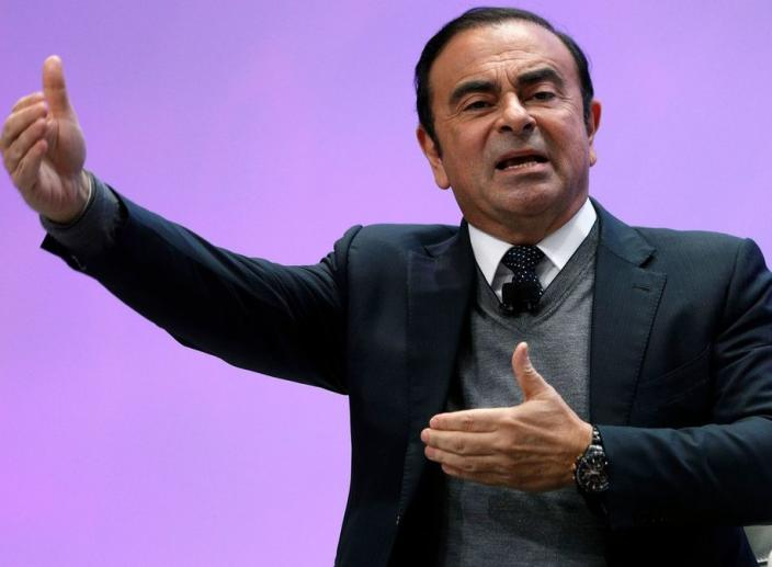 Mitsubishi Motors Removes Carlos Ghosn as Chairman