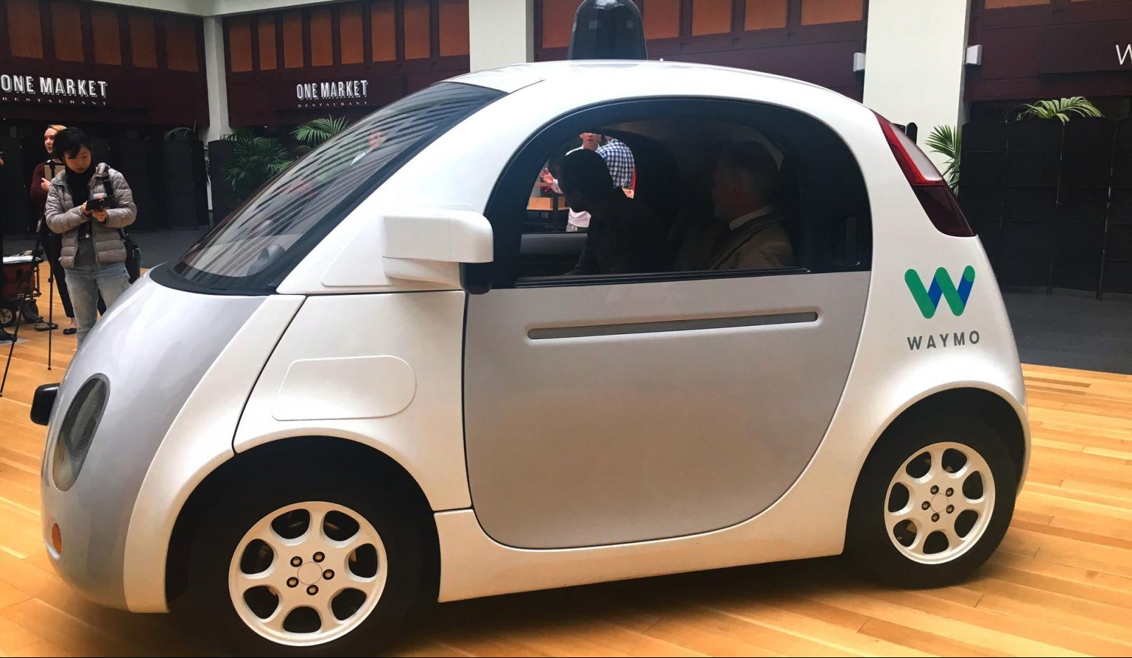 Key Employees of Google's Self-Driving Car Project Quit After Being