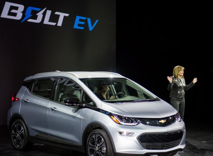 General Motors Aims to Release 20 Electric Cars over the Next Six Years