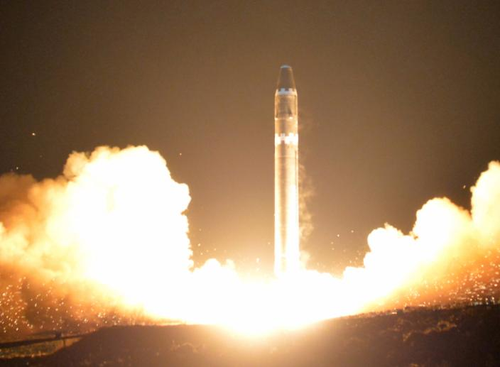 Recent North Korea Missile Test Sends a Clear Message to the US