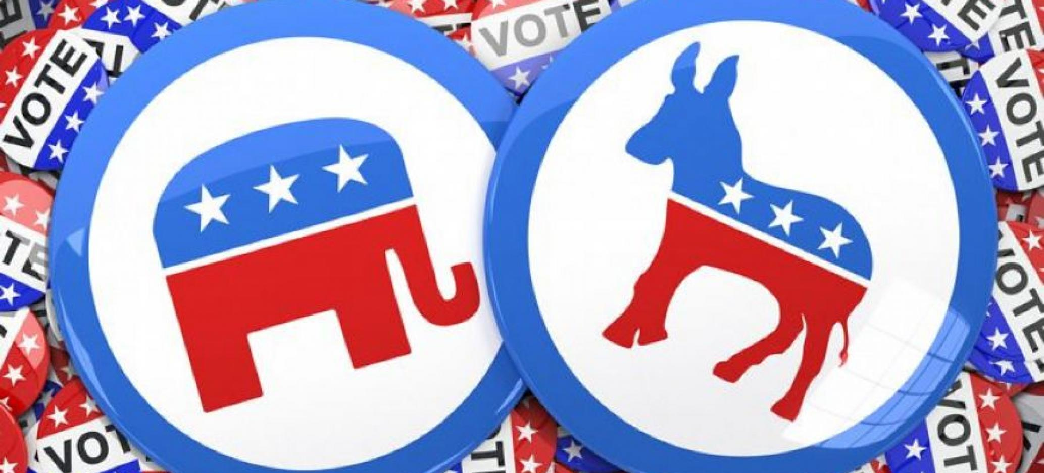 The 5 Key Differences Between Democrats and Republicans