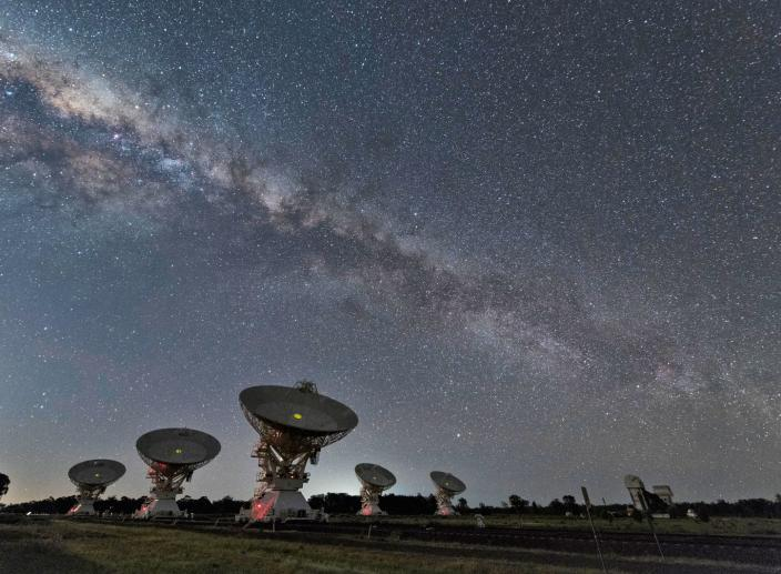 The Cryptocurrency Craze Is Interfering With Our Search for Alien Life