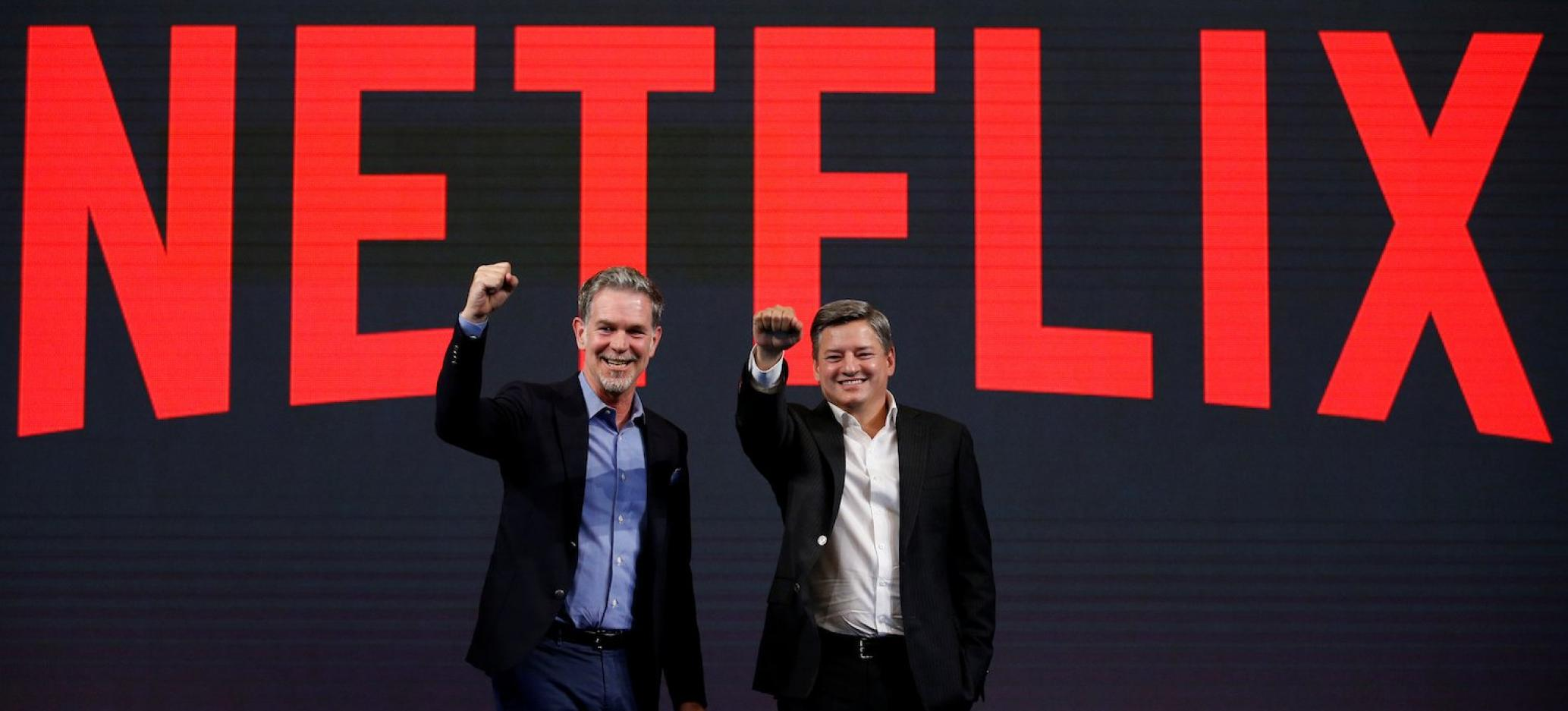 netflix shares down 11  after the company missed