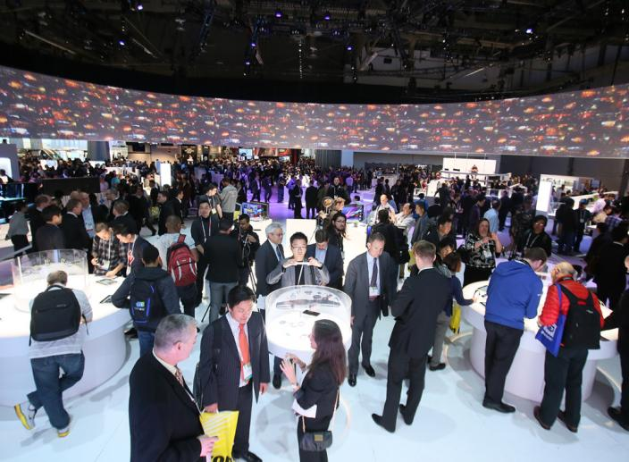 Samsung Talked About Its Vision for Connected Devices at CES 2018