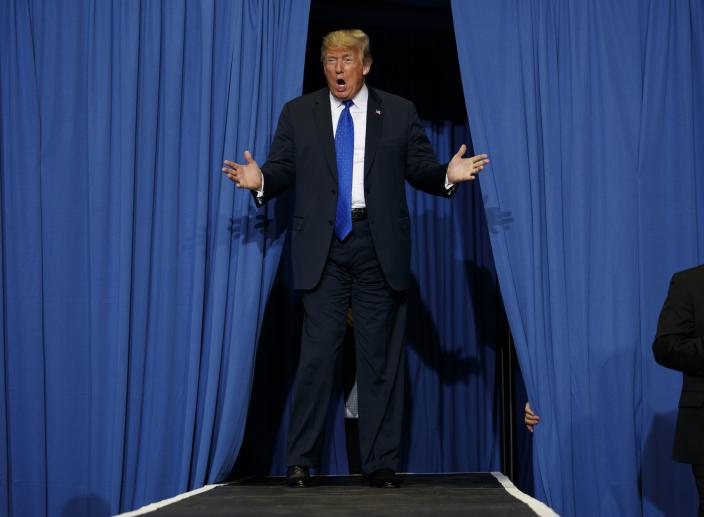 Trump Mocks Christine Blasey Ford in Campaign Rally