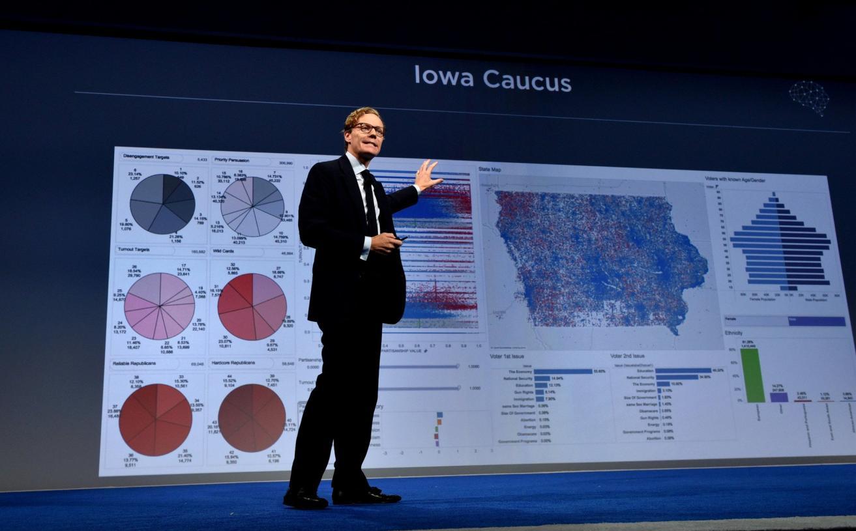 Cambridge Analytica Shutting Down After Facebook Data Scandal