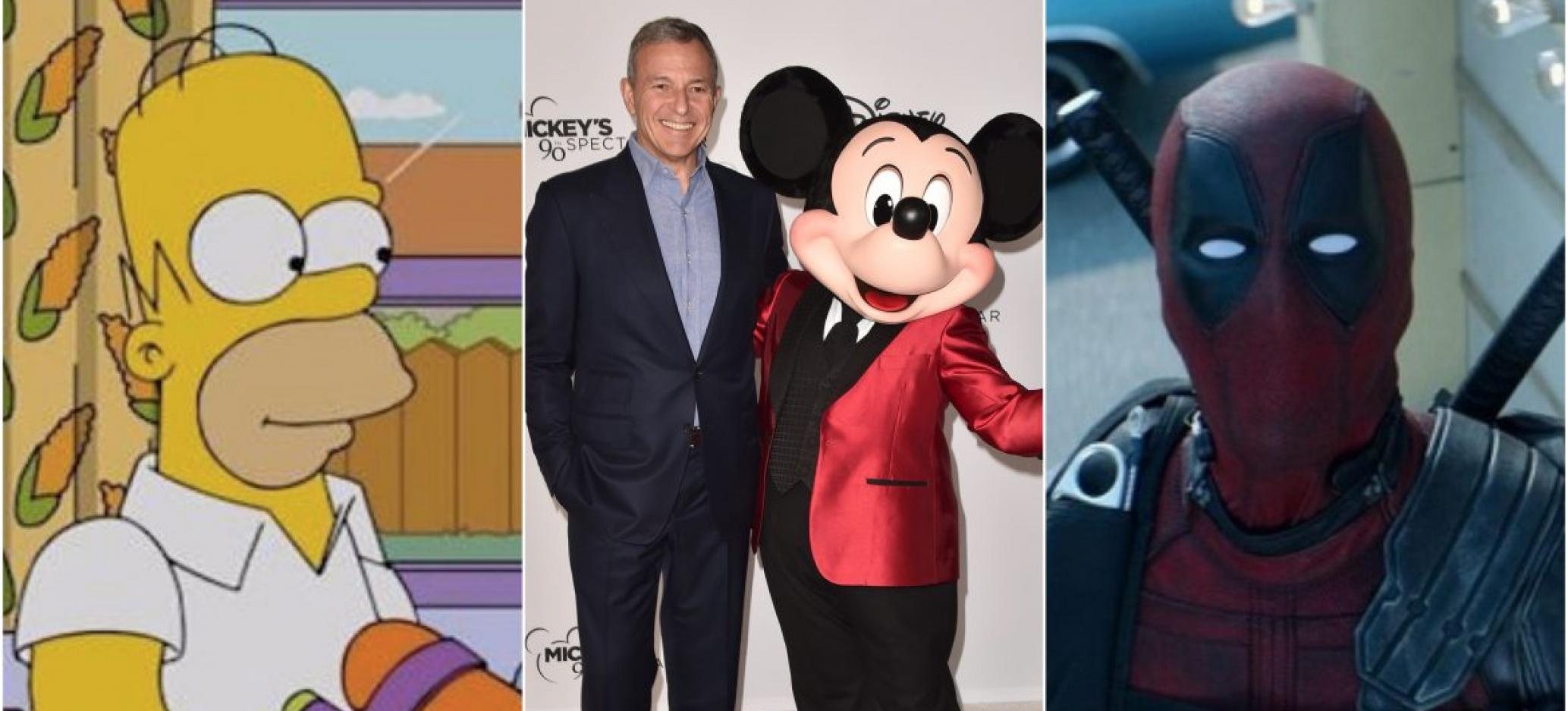 Disney Buys 21st Century Fox for $71 Billion
