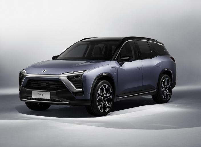 This Chinese E-SUV Is Cheaper Than Tesla Model X