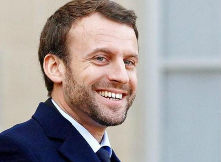 Meet Macron, France's Youngest President