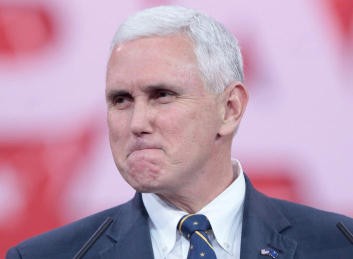 Mike Pence May Be Abetting Trump's Actions