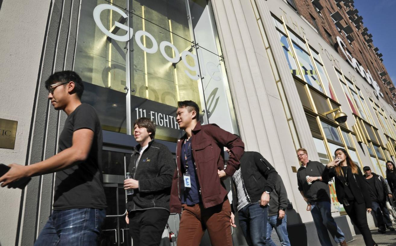 Google to Remove Mandatory Arbitration for Its Employees