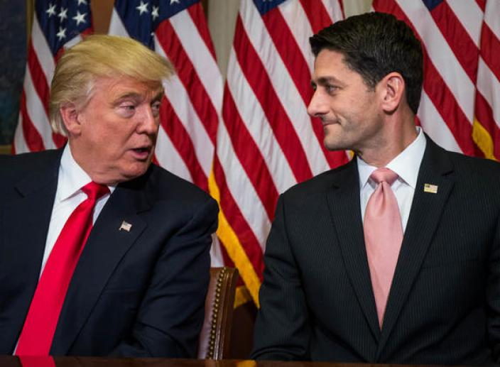 Why Trump's Tax Plan Is a Disaster for Republicans