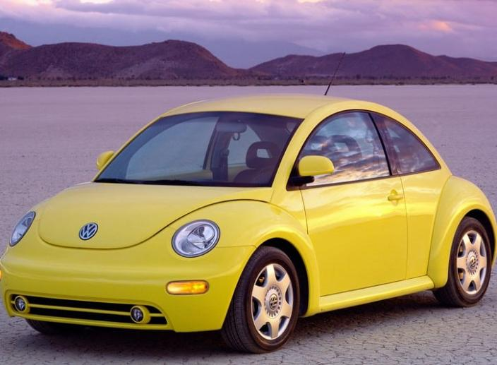 Volkswagen Will End the Production of the Classic Beetle Next Year