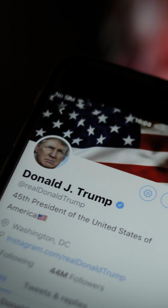 Twitter Won't Flag Trump's Racist Tweets Towards Congresswomen