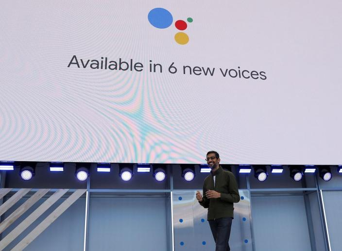 Google's AI is So Good Now That It Will Talk on Your Behalf