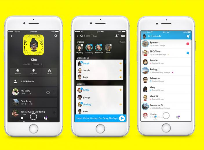 Snapchat Starts A Big Algorithmic Redesign