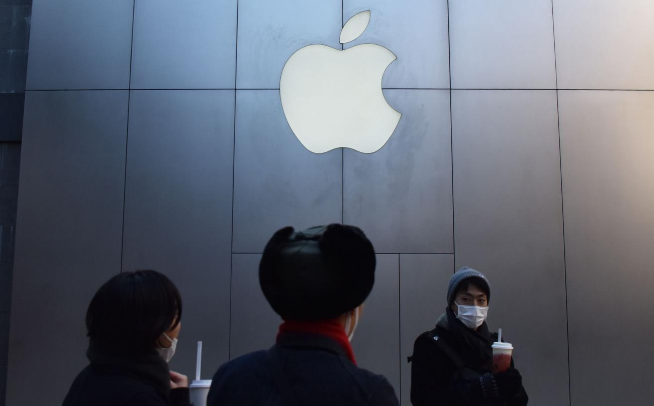 Apple Lowers Revenue Expectations Because of Poor Sales in China