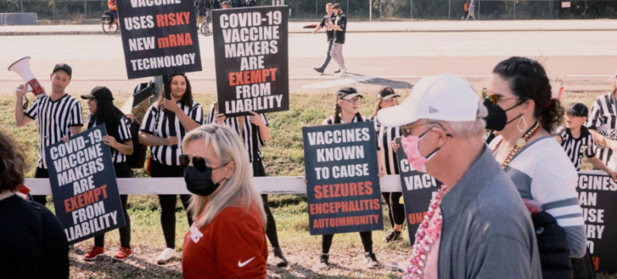 Facebook to Remove False Claims About the COVID-19 Vaccines