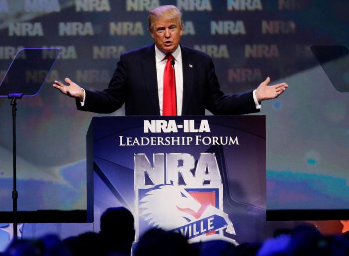 Trump Blames Video Games for Gun Violence and Suggests Rating System That Already Exists