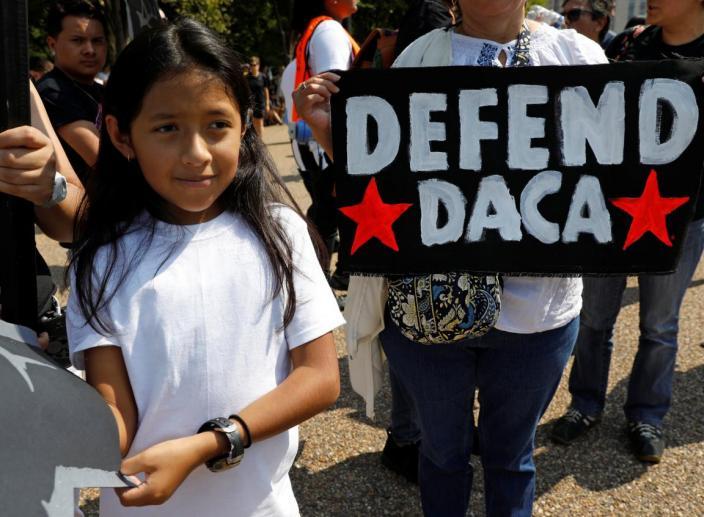 Judge Blocks Trump's Decision to End Dreamers Program