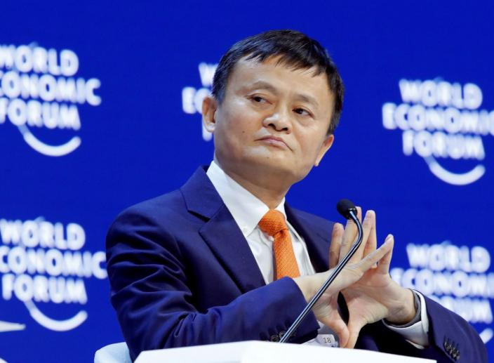 Alibaba Co-Founder Jack Ma Will Step Down As Chairman in One Year