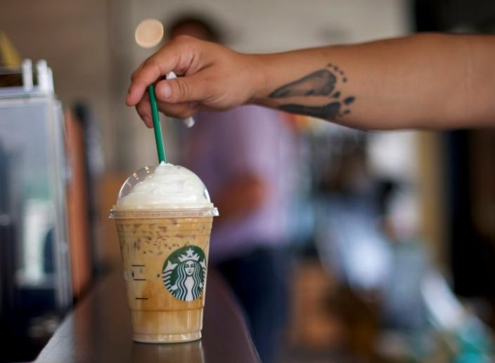 Starbucks Will Eliminate Plastic Straws from Its Stores by 2020