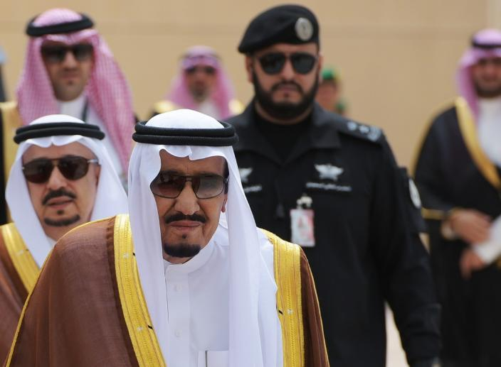 Saudi Anti-Corruption Sweep Targets Princes and Ministers