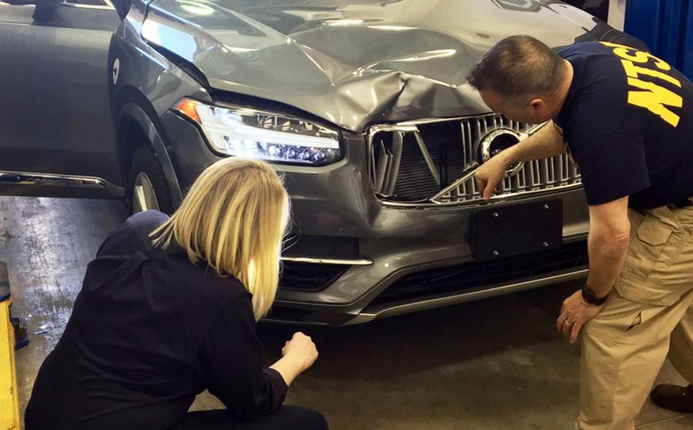 Arizona Suspends Uber's Self-Driving Vehicle Testing Program after Tragic Incident