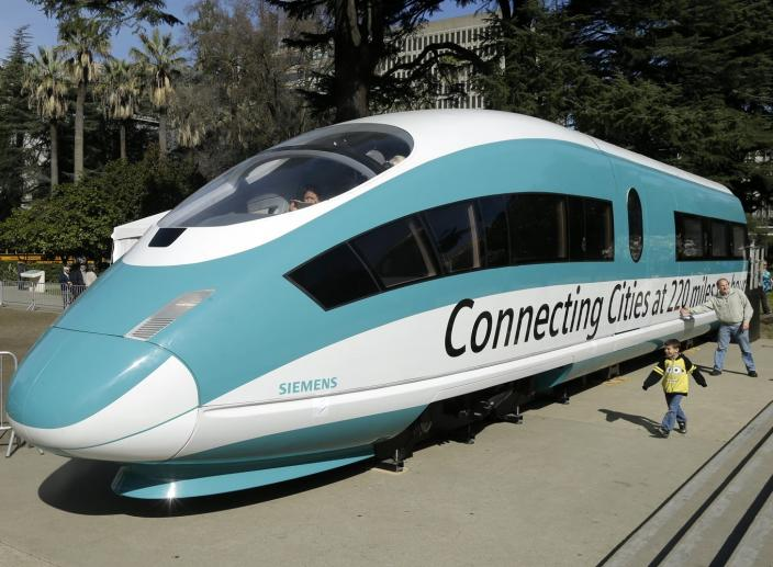 Trump is Asking California to Pay $2.5 Billion Back for Bullet Train