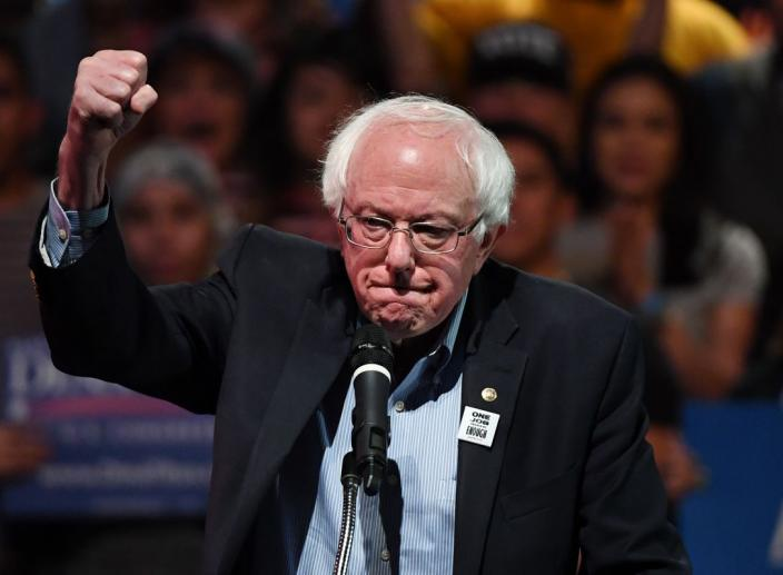 Bernie Sanders Will Be Running for President in 2020