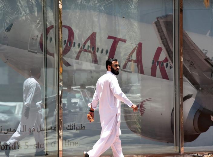 Qatar Airways Banned From Its Biggest Markets