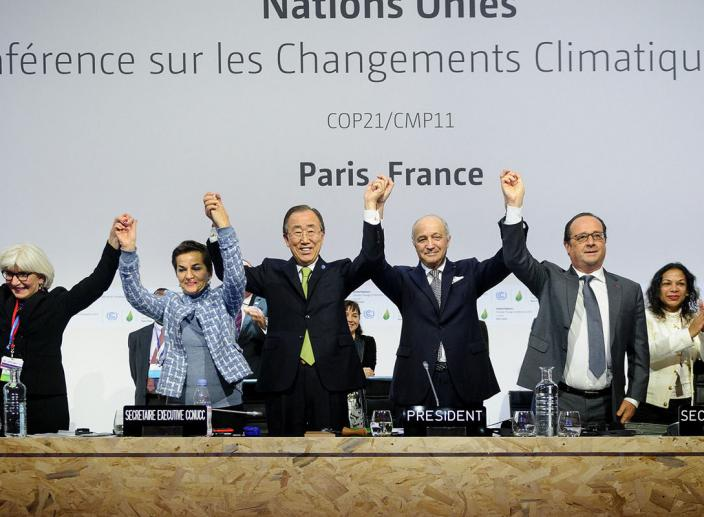 Trump Might Pull Out From The Paris Climate Agreement